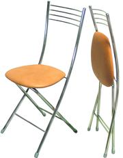 Складные стулья и табуреты.
